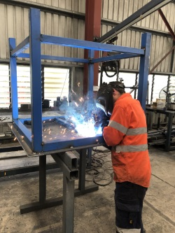 steel fabricating services brisbane northside